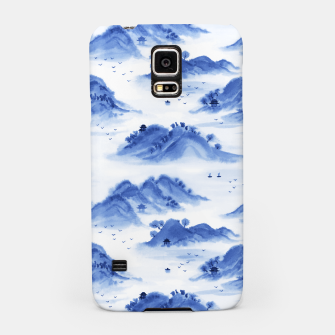 Thumbnail image of Morning in the Mountains Samsung Case, Live Heroes