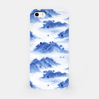 Thumbnail image of Morning in the Mountains iPhone Case, Live Heroes