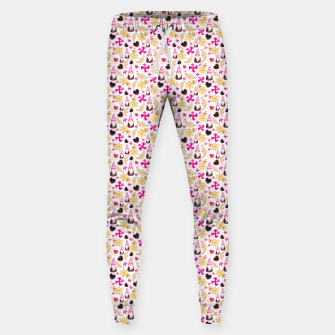 Miniature de image de Sweet Christmas Treat- White Background Sweatpants, Live Heroes