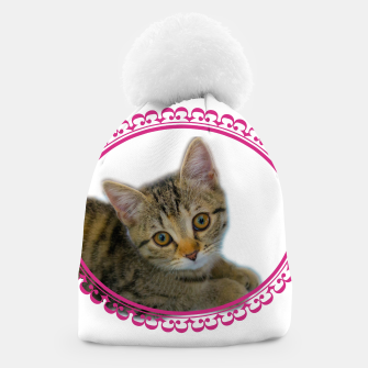 Thumbnail image of Kitten is dreaming Beanie, Live Heroes