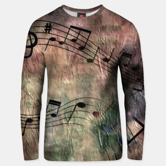 Miniaturka Abstract music 18A Unisex sweater, Live Heroes