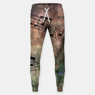 Miniaturka Abstract music 18A Sweatpants, Live Heroes