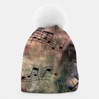 Miniaturka Abstract music 18A Beanie, Live Heroes