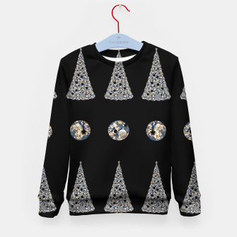 Thumbnail image of Oh Christmas Tree Kid's sweater, Live Heroes