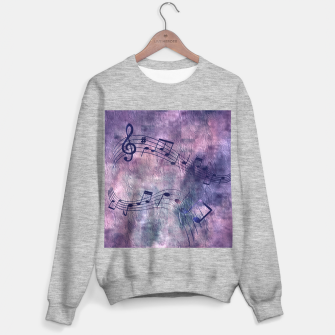 Miniaturka Abstract music 18B Sweater regular, Live Heroes