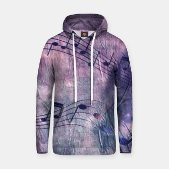 Miniaturka Abstract music 18B Hoodie, Live Heroes