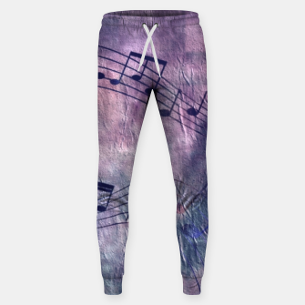 Miniaturka Abstract music 18B Sweatpants, Live Heroes