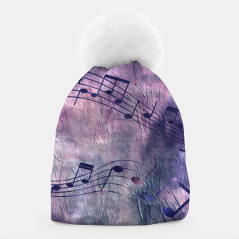Miniaturka Abstract music 18B Beanie, Live Heroes