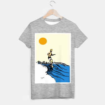 Thumbnail image of Surfer jack T-shirt regular, Live Heroes
