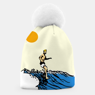 Thumbnail image of Surfer jack Beanie, Live Heroes