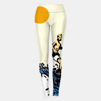 Thumbnail image of Surfer jack Leggings, Live Heroes