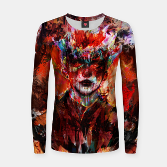 Thumbnail image of artist Women sweater, Live Heroes