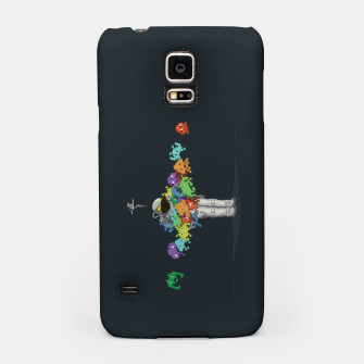 Miniatur Personal Space Invaders Samsung Case, Live Heroes