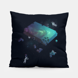 Thumbnail image of Constructing the Cosmos Pillow, Live Heroes