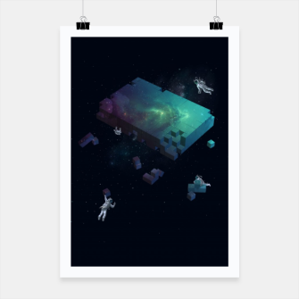 Miniatur Constructing the Cosmos Poster, Live Heroes
