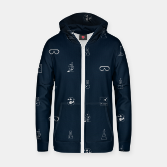 Thumbnail image of Science! Zip up hoodie, Live Heroes