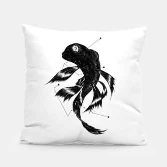 Thumbnail image of Cosmic Koi Pillow, Live Heroes
