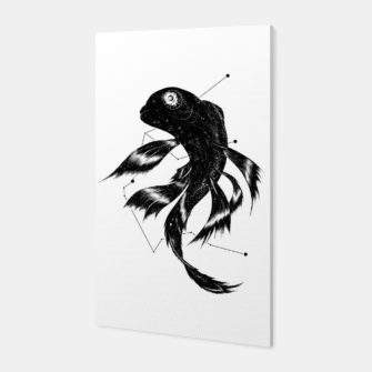 Thumbnail image of Cosmic Koi Canvas, Live Heroes