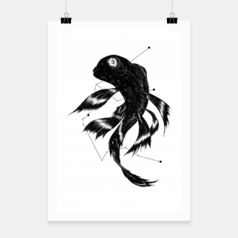 Thumbnail image of Cosmic Koi Poster, Live Heroes