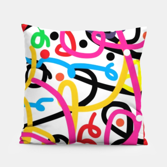 Thumbnail image of Apple-10 Pillow, Live Heroes