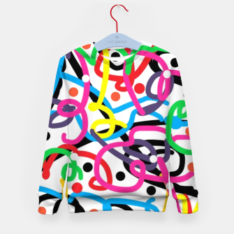 Thumbnail image of Apple-10 Kid's sweater, Live Heroes