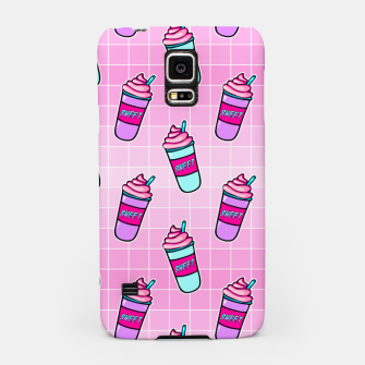 Thumbnail image of Sweet drinks Samsung Case, Live Heroes