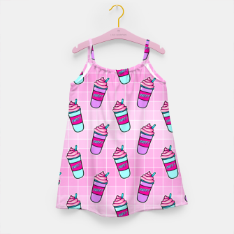 Miniature de image de Sweet drinks Girl's dress, Live Heroes