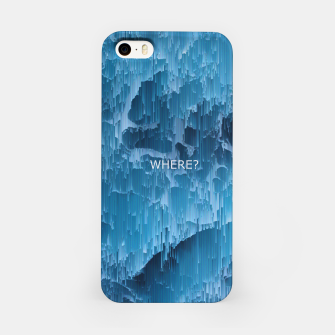 Thumbnail image of Where? iPhone Case, Live Heroes