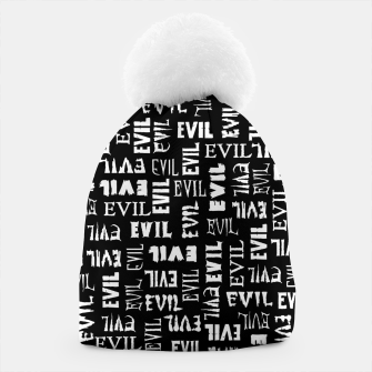 Thumbnail image of Evil All Over Beanie, Live Heroes