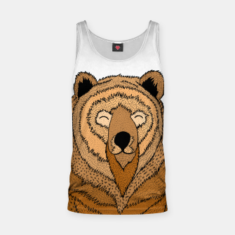 Miniatur Happy Bear Tank Top, Live Heroes