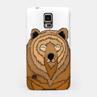 Miniatur Happy Bear Samsung Case, Live Heroes