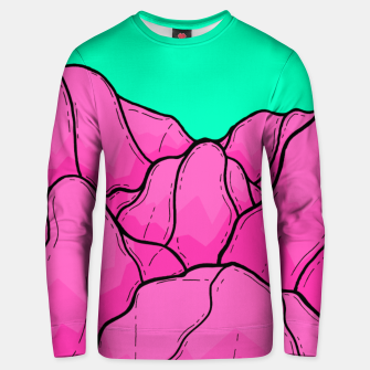 Miniatur The Pink Rose Hills Unisex sweater, Live Heroes