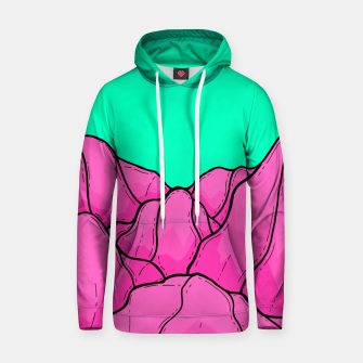 Thumbnail image of The Pink Rose Hills Hoodie, Live Heroes