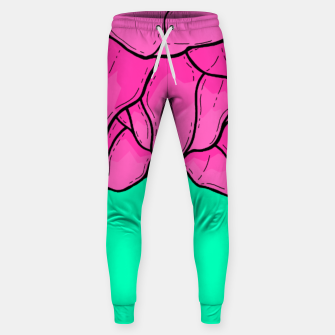 Miniatur The Pink Rose Hills Sweatpants, Live Heroes