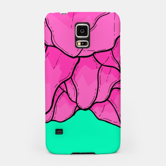 Thumbnail image of The Pink Rose Hills Samsung Case, Live Heroes