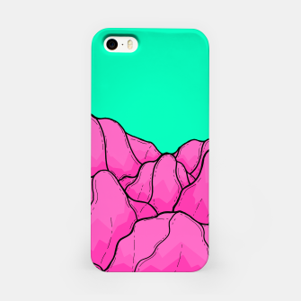 Miniatur The Pink Rose Hills iPhone Case, Live Heroes