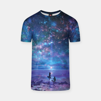 Thumbnail image of Amazing Sky T-shirt, Live Heroes