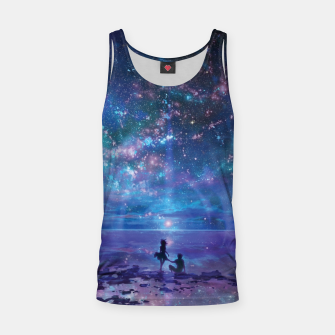 Thumbnail image of Amazing Sky Tank Top, Live Heroes