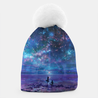 Thumbnail image of Amazing Sky Beanie, Live Heroes