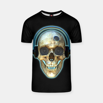 Thumbnail image of Pimp Your Skull T-Shirt, Live Heroes