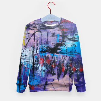 Thumbnail image of AZUL Kid's sweater, Live Heroes