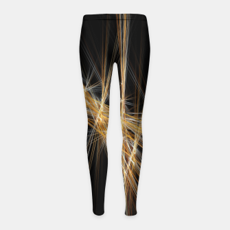 Thumbnail image of Firecracker |  Girl's leggings, Live Heroes