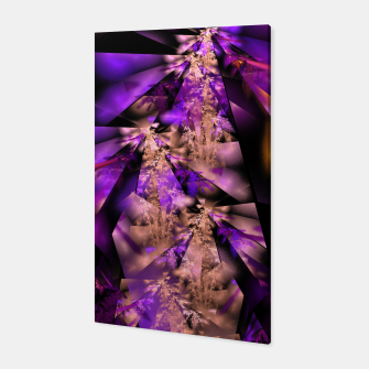 Thumbnail image of Delicate fractal grasses Canvas, Live Heroes