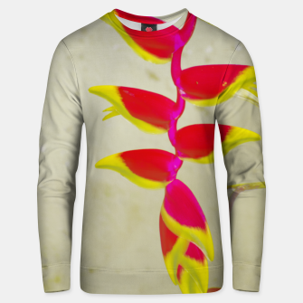 Thumbnail image of Heliconia 2 Unisex sweater, Live Heroes
