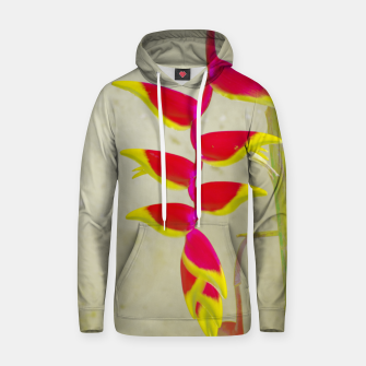 Thumbnail image of Heliconia 2 Hoodie, Live Heroes