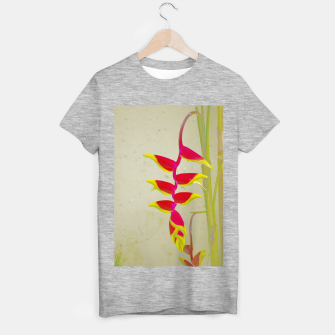 Thumbnail image of Heliconia 2 T-shirt regular, Live Heroes