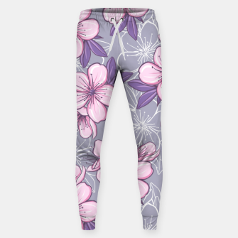 Thumbnail image of Cherry Blossom Sweatpants, Live Heroes