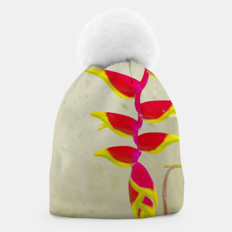 Thumbnail image of Heliconia 2 Beanie, Live Heroes