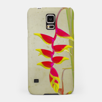 Thumbnail image of Heliconia 2 Samsung Case, Live Heroes