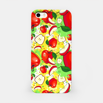 Thumbnail image of Apple Pattern iPhone Case, Live Heroes
